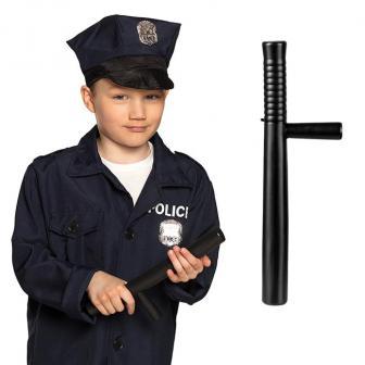 """Polizeiknüppel """"Tonfa"""" (Spielzeug) für Kinder 29,5 cm"""