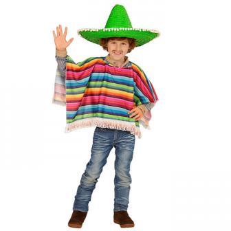 """Poncho """"Fiesta"""" für Kinder"""
