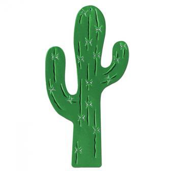 "Raumdeko ""Glänzender Kaktus"" 43 cm"