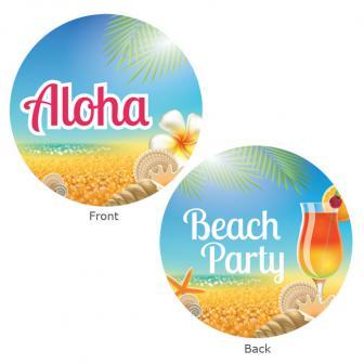 "Raumdeko ""Aloha Beach Party"" 36 cm"