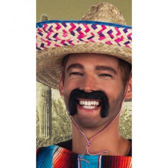 """Schnurrbart """"Mexikaner"""" 12 cm"""