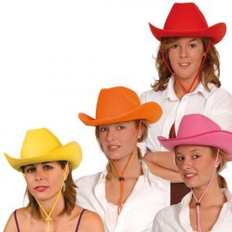 Schriller Cowboyhut