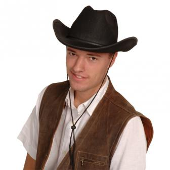 schwarzer cowboyhut g nstig kaufen bei. Black Bedroom Furniture Sets. Home Design Ideas
