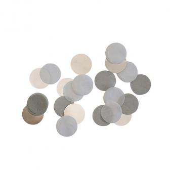 "XL Seidenpapier-Konfetti ""Harmonie"" 15 g-silber"