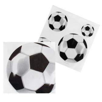 """Servietten """"Fußball Traum"""" 12er Pack"""