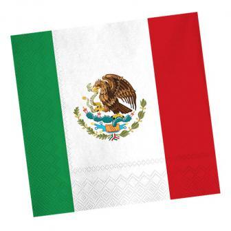 """Servietten """"Mexiko"""" 20er Pack"""