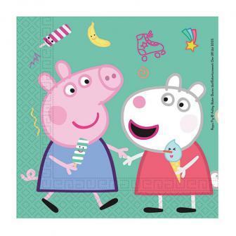 """Servietten """"Peppa Pig"""" 20er Pack"""