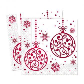 """Servietten """"Weihnachtszauber"""" 20er Pack"""
