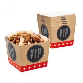 """Snackschalen """"VIP"""" 6er Pack"""