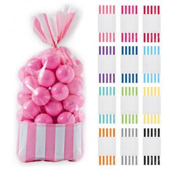Süße Tütchen mit Verschluss 10er Pack