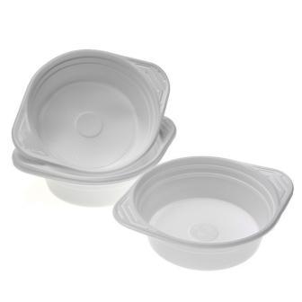Suppenschüsseln aus Kunststoff 10er Pack