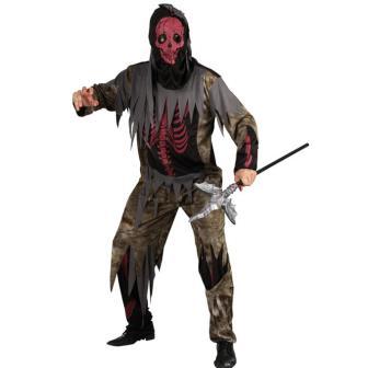 "Tarn-Kostüm ""Massaker Man"" 3-tlg."
