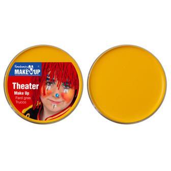 Theater-Schminke 25 g-gelb