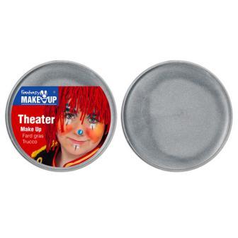 Theater-Schminke 25 g-silber