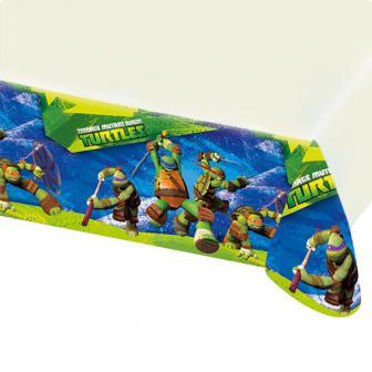"""Tischdecke """"Ninja Turtles"""" 180 x 120 cm"""