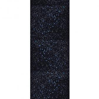 """Tischdecke Sternenhimmel """"Space Shuttle und Planeten"""" 137 x 274 cm"""