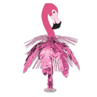 """Tischdeko Fontäne """"Flamingo"""" 62 cm"""