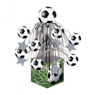 """Tischdeko """"Fußball im Tor!"""" 32 cm"""