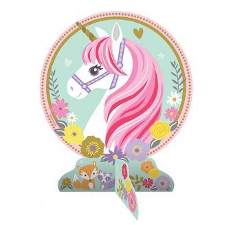 """Tischdeko """"Magic Unicorn"""" 24,5 cm"""