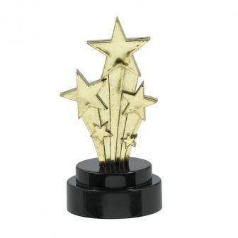 """Tischdeko """"Mini Awards Night-Trophäe"""" 6er Pack"""