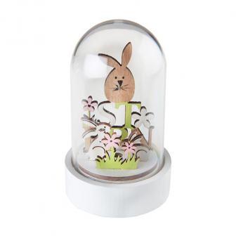 """Tischdeko """"Ostern im Glas"""" 11,5 cm"""