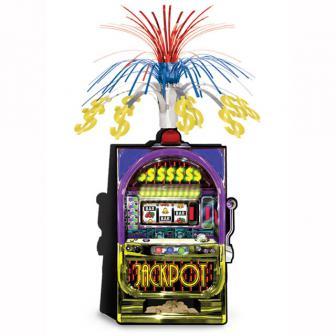 """Tischdeko """"Spielautomat"""" 38 cm"""