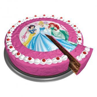 """Tortenaufleger """"Disney Prinzessin"""" 16 cm"""