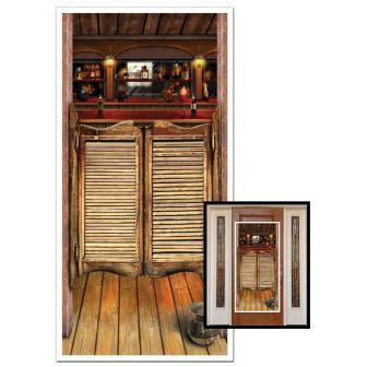 """Tür-Deko """"Western Saloon"""" 152 cm"""