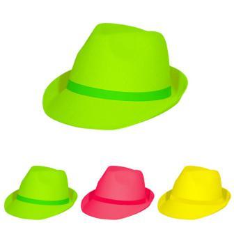 UV Leucht-Hut Trilby
