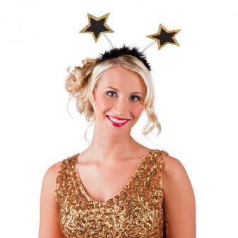 """Wackelstern-Haarreif """"Glamour Star"""""""