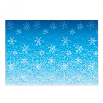 "Wanddeko ""Winterzauber"" 1,2 x 9,1 m"