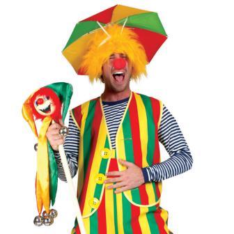 "Weste ""Lustiger Clown"""