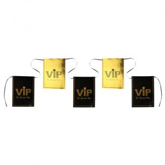 "Wimpel-Girlande  ""VIP - Very Important Party"" 6 m"