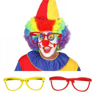 XXL Clowns Brille