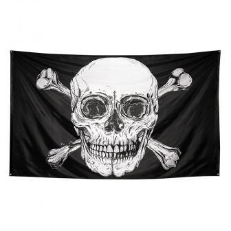 "XXL-Flagge ""Totenkopf des Grauens"" 300 x 200 cm"