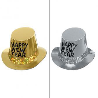 "Zylinder ""Happy New Year"""