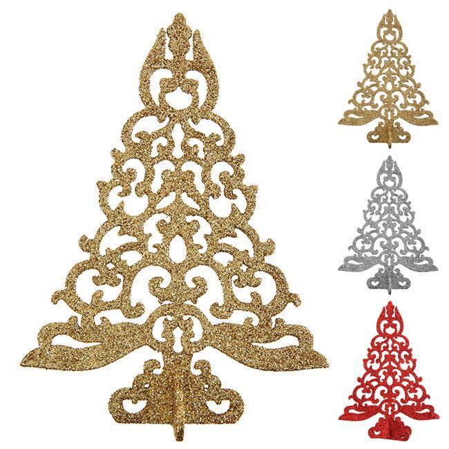 Wo Günstig Weihnachtsbaum Kaufen.Aufsteller Funkelnder Weihnachtsbaum 15 Cm Günstig Kaufen Bei