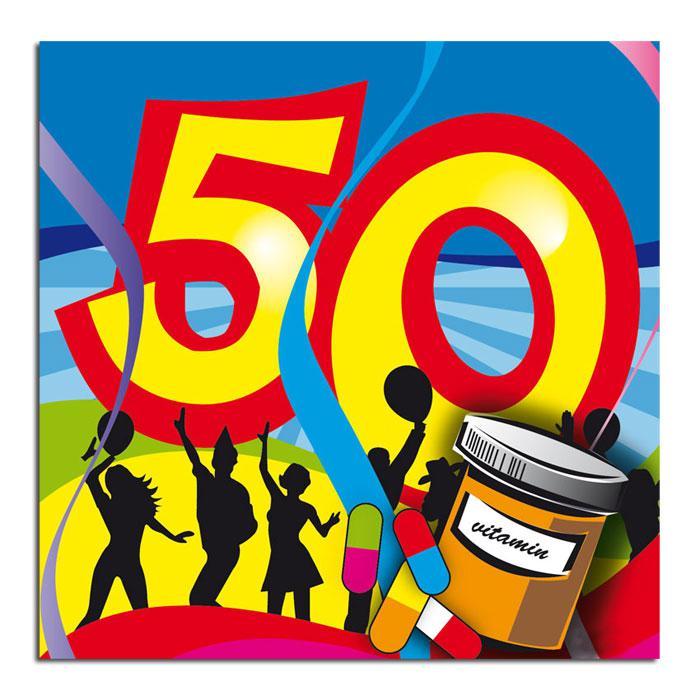 50 Er Geburtstag