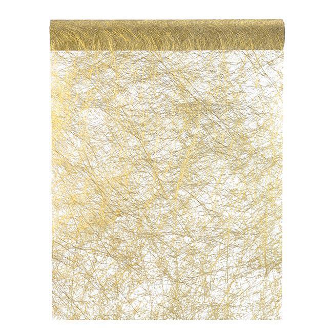 edler tischl ufer metallic 5 m gold g nstig kaufen bei. Black Bedroom Furniture Sets. Home Design Ideas