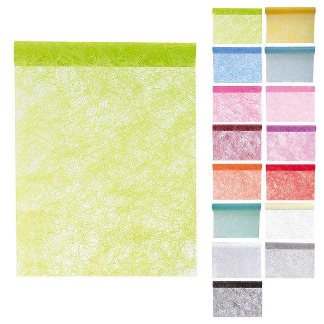 einfarbiger deko vlies tischl ufer 5 m g nstig kaufen bei. Black Bedroom Furniture Sets. Home Design Ideas