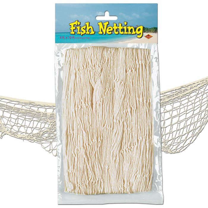 Fischernetz Deko fischernetz zur dekoration 370 cm x 120 cm günstig kaufen bei
