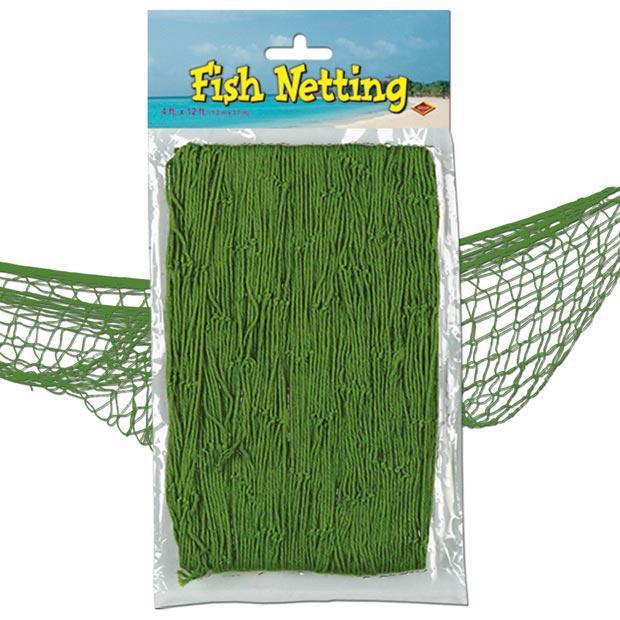Fischernetz zur dekoration 370 cm x 120 cm g nstig kaufen bei - Deko gartenparty grun ...