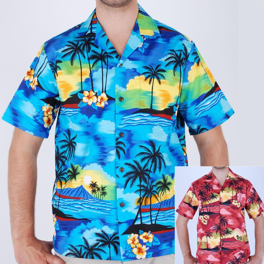 Hawaii Hemd