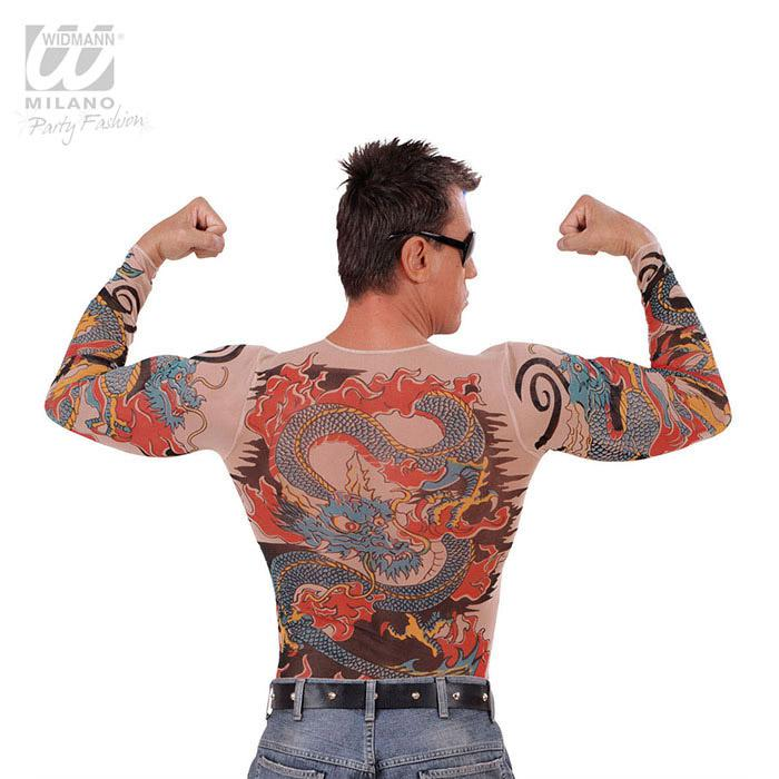 herren tattoo shirt biker g nstig kaufen bei. Black Bedroom Furniture Sets. Home Design Ideas