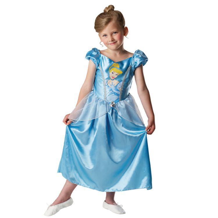 Kinder Kostum Disney Prinzessin Cinderella Gunstig Kaufen Bei