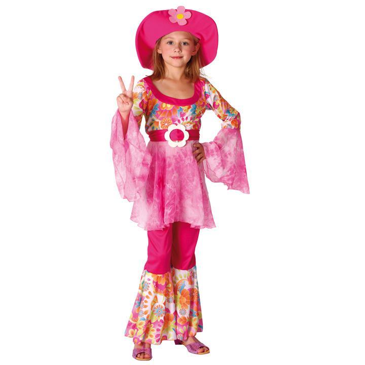kinder kost m hippie girlie pink 3 tlg g nstig kaufen bei. Black Bedroom Furniture Sets. Home Design Ideas