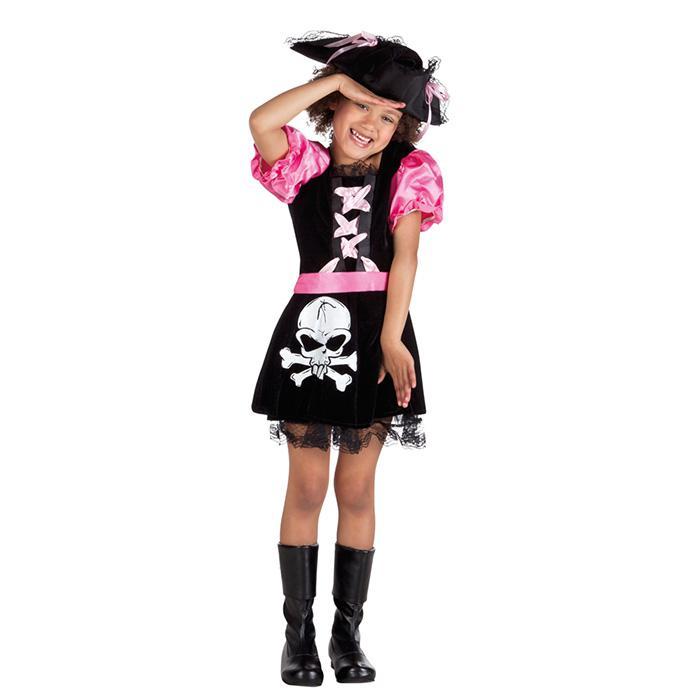 Kinder Kostum Kleine Piratenbraut 2 Tlg Gunstig Kaufen Bei