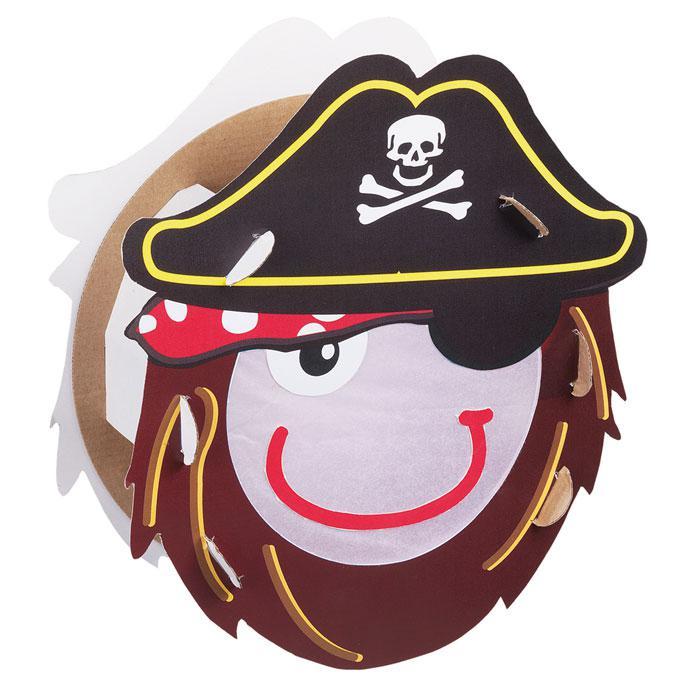 Laternen Bastelset Pirat 8 Tlg Günstig Kaufen Bei