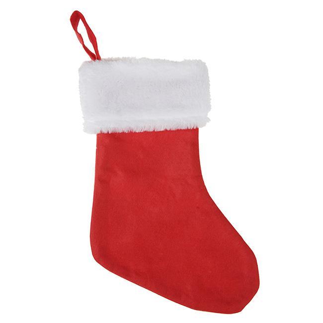 Mini Weihnachtssocken 6er Pack günstig kaufen bei PartyDeko.de