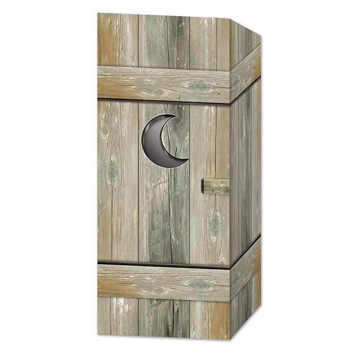 tischdeko plumpsklo g nstig kaufen bei. Black Bedroom Furniture Sets. Home Design Ideas